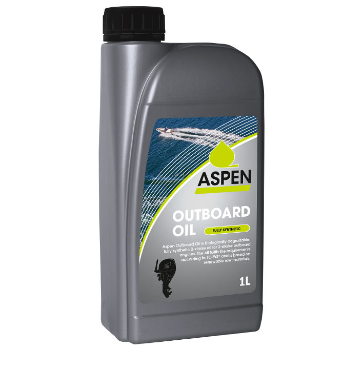 Outboard Oil | Bio Chain Oil | Engine Oil | Aspen Fuel