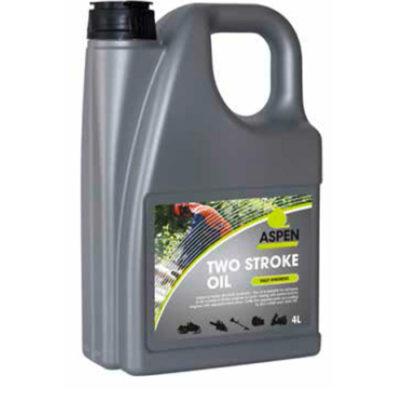 Aspen Two Stroke Oil Aspen Fuels