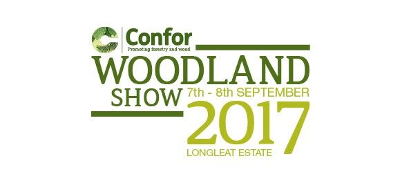 Meet us at Confor Woodland Show