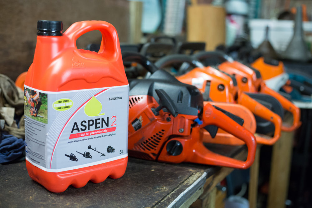 Record March sales for Aspen Alkylate Petrol