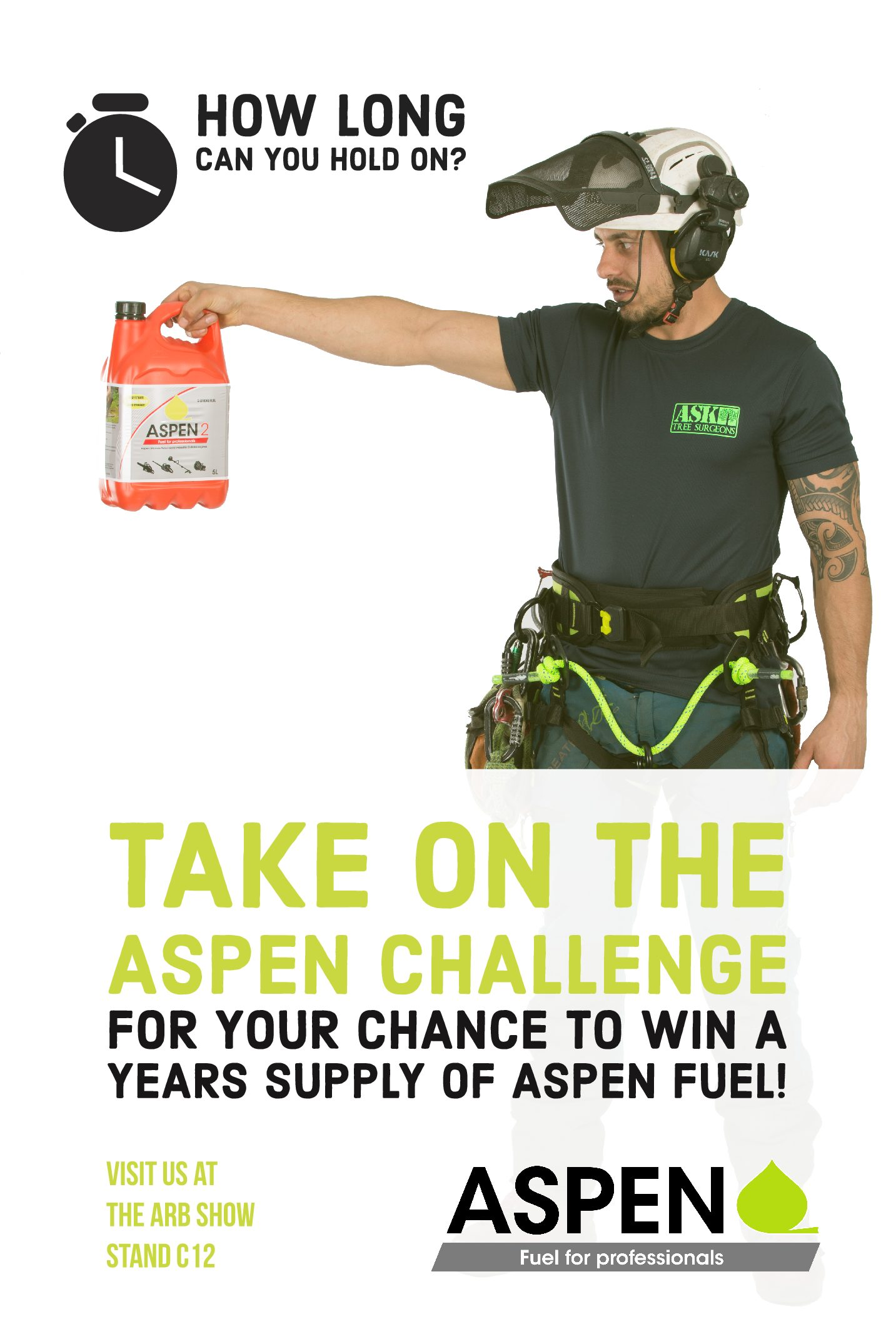 Take on the Aspen Challenge